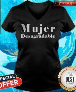 Official Mujer Desagradable V-neck