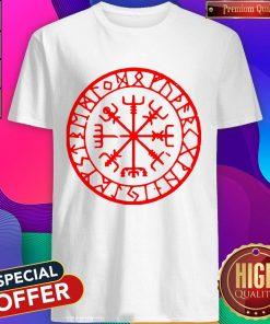 Official Vikings Rune Compass Shirt
