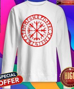Official Vikings Rune Compass Sweatshirt