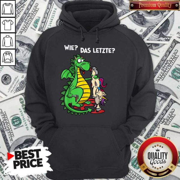 Official We Das Letzte Hoodie