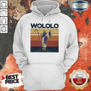 Official Wololo Age Of Empires II Vintage Hoodie
