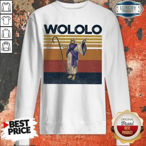Official Wololo Age Of Empires II Vintage Sweaatshirt