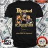 Renaud 68e Anniversaire 1952 2020 Merci Pour Les Souvenirs Shirt