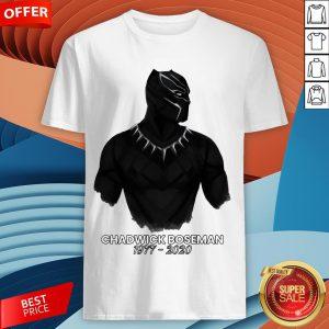 Rip Black Panther 1977 2020 Shirt