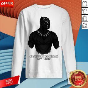 Rip Black Panther 1977 2020 Sweatshirt