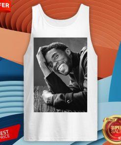 Rip Black Panther's Chadwick Boseman Tank TopRip Black Panther's Chadwick Boseman Tank Top
