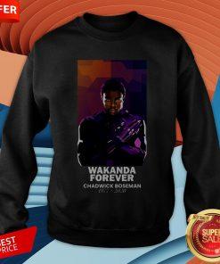 Rip Chadwick Boseman 1977 2020 Sweatshirt