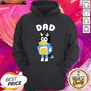 Super Bluey Dad Hoodie