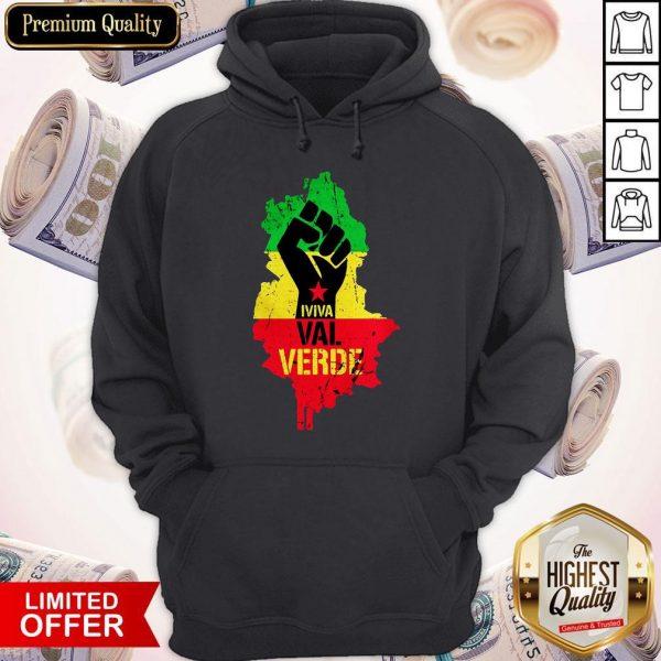 Top Black Lives Matter Iviva Val Verde Hoodiie