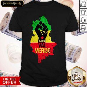 Top Black Lives Matter Iviva Val Verde Shirt