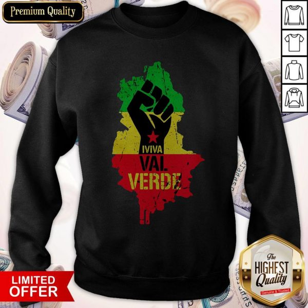 Top Black Lives Matter Iviva Val Verde Sweatshirt