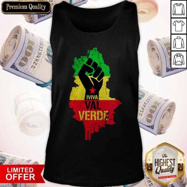 Top Black Lives Matter Iviva Val Verde Tank Top