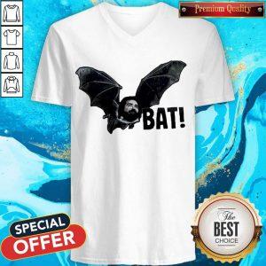 What We Do In The Shadows Jackie Daytona Bat V-neckWhat We Do In The Shadows Jackie Daytona Bat V-neck