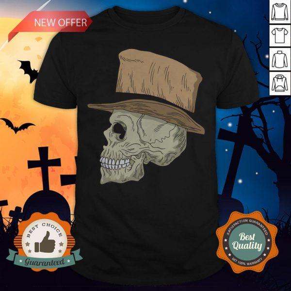 Skull Man Day Of The Dead Shirt