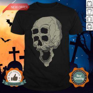 Sugar Skull Simple Day Dead Muertos Shirt