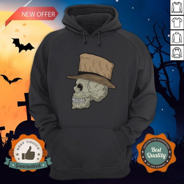 Skull Man Day Of The Dead Hoodie