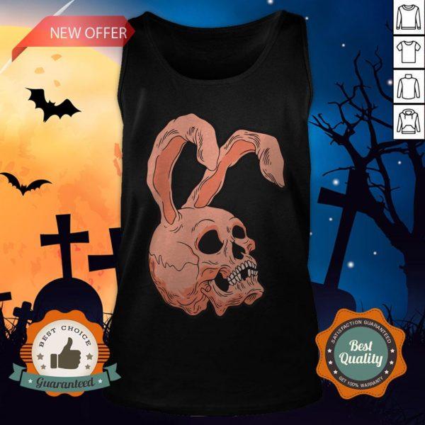 Habit Skull Dia De Muertos Day Dead Halloween Tank Top