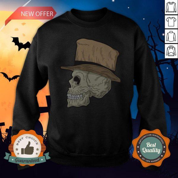 Skull Man Day Of The Dead Sweatshirt