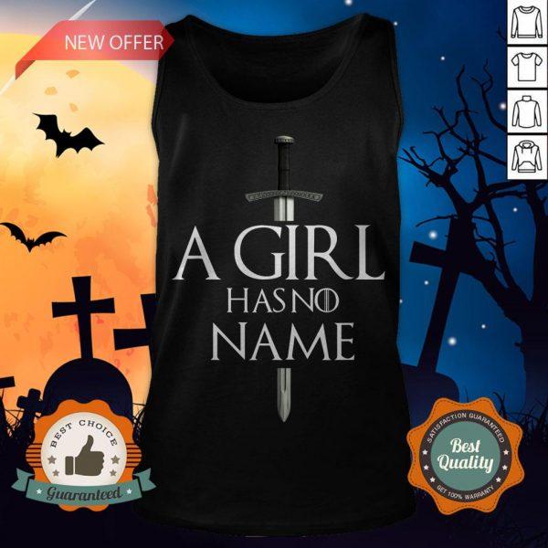 A Girl Has No Name Halloween Tank Top