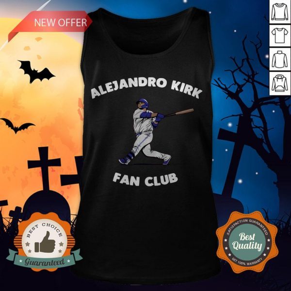 Alejandro Kirk Fan Club Tee Tank Top