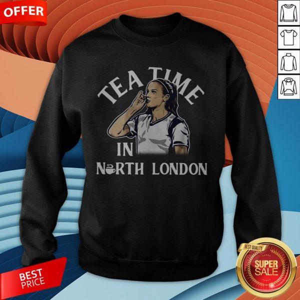 Alex Morgan Tea Time In North London Sweatshirt