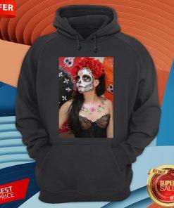 Dios Des Los Muertos- Sugar Skulls Day Of Dead Hoodie
