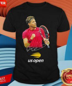 Dominic Thiem Champion Us Open Signature Shirt