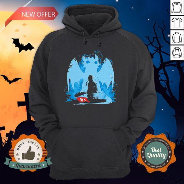 Dragon Toothless Halloween Night Hoodie
