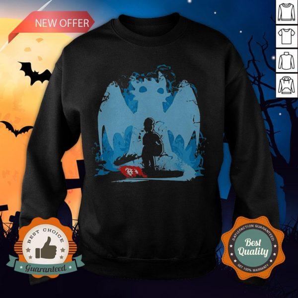 Dragon Toothless Halloween Night Sweatshirt