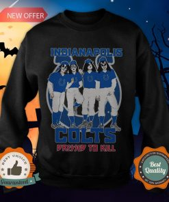Indianapolis Colts Dressed To Kill Sweatshirt