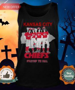 Kansas City Chiefs Dressed To Kill Tank Top