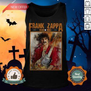 Krissry Men's Frank Zappa 1940 1993 Tank Top