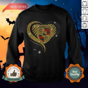 Love Heart Porsche SE Sweatshirt
