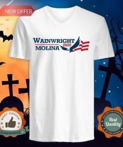 Nice Wainwright Molina 2020 V-neck
