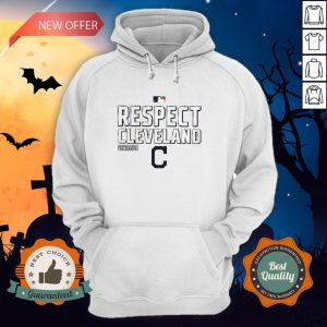 Officia Respect Cleveland T-Hoodie