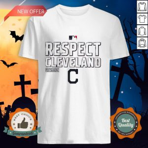 Officia Respect Cleveland T-ShirtOfficia Respect Cleveland T-Shirt