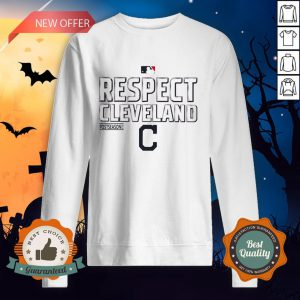 Officia Respect Cleveland T-Sweatshirt