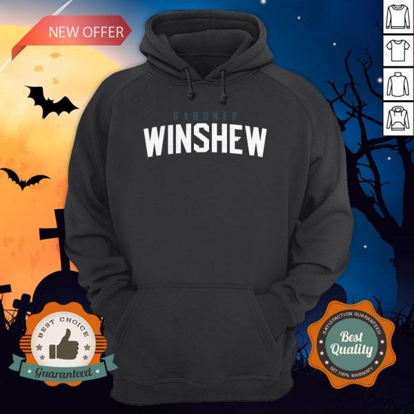 Officially Gardner Minshew Winshew Hoodie