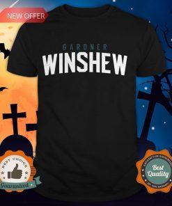 Officially Gardner Minshew Winshew Shirt