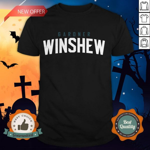 Officially Gardner Minshew Winshew Shirt