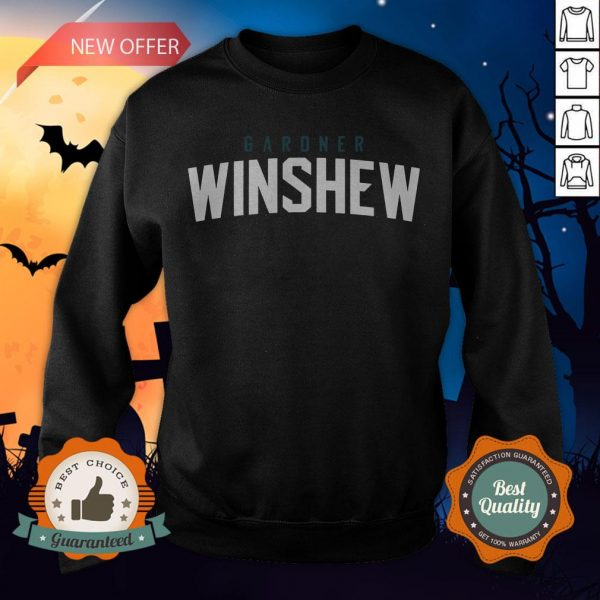 Officially Gardner Minshew Winshew Sweatshirt