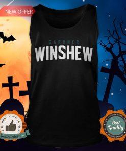 Officially Gardner Minshew Winshew Tank TopOfficially Gardner Minshew Winshew Tank Top