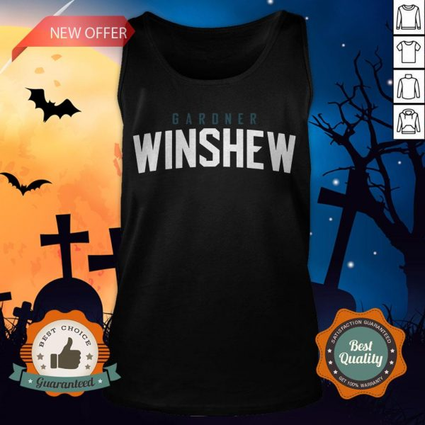 Officially Gardner Minshew Winshew Tank TopOfficially Gardner Minshew Winshew Tank Top