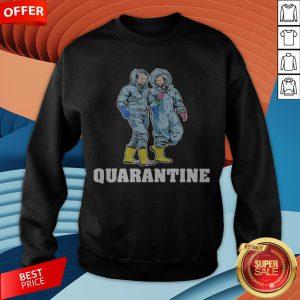 Post Malone Meme Cut Your Own Hair Quarantine Sweatshirt