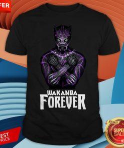 RIP Marvel Black Panther Chadwick Boseman Wakanda Forever Shirt