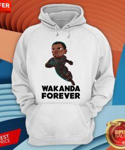 Rip Wakanda King T'Challa Black Panther Chadwick Boseman 1977 2020 Signature Hoodie