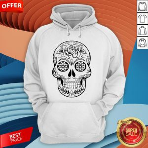 Sugar Skull Tattoos Day Of The Dead Hoodie
