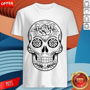 Sugar Skull Tattoos Day Of The Dead Shirt