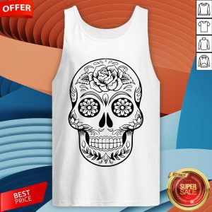 Sugar Skull Tattoos Day Of The Dead Tank Top