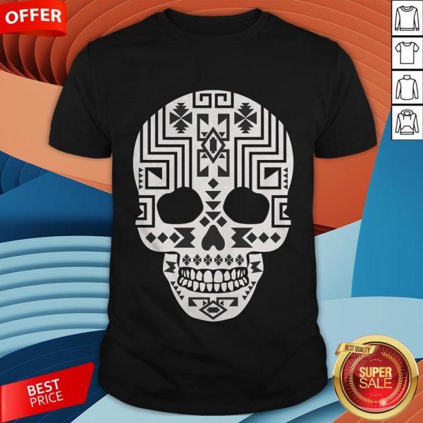 Sugar skulls Pullover Simple Shirt